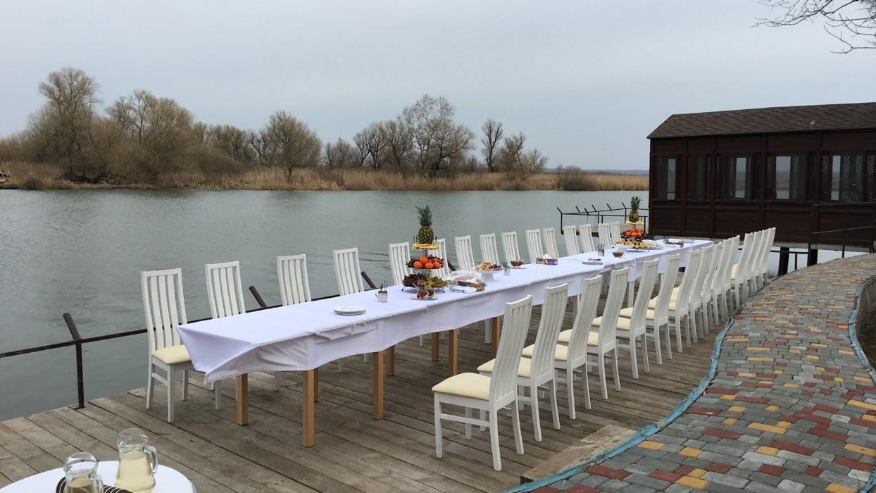 Ресторан на берегу Днестра - фото 17