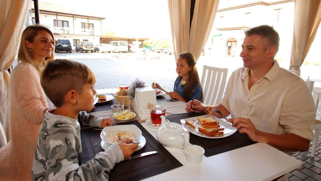 Ресторан на берегу Днестра - фото 13