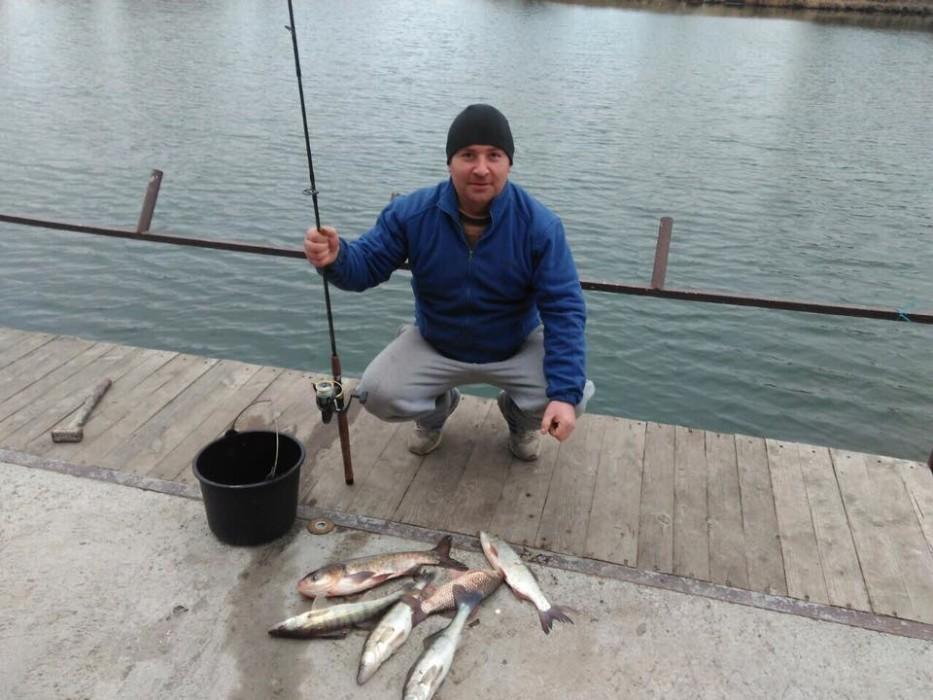 Рыбалка с помоста - фото 5