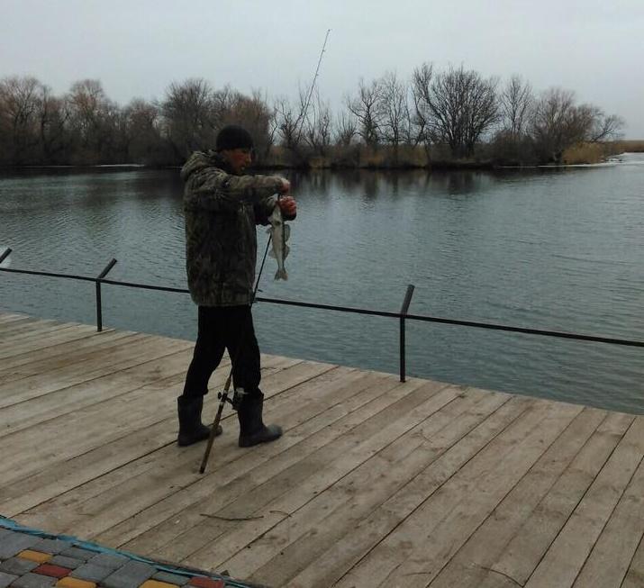 Рыбалка с помоста - фото 6