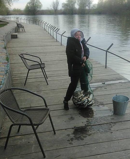 Рыбалка с помоста - фото 7