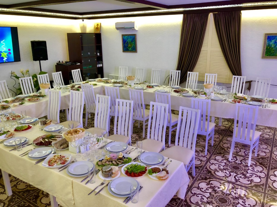 Ресторан на берегу Днестра - фото 26