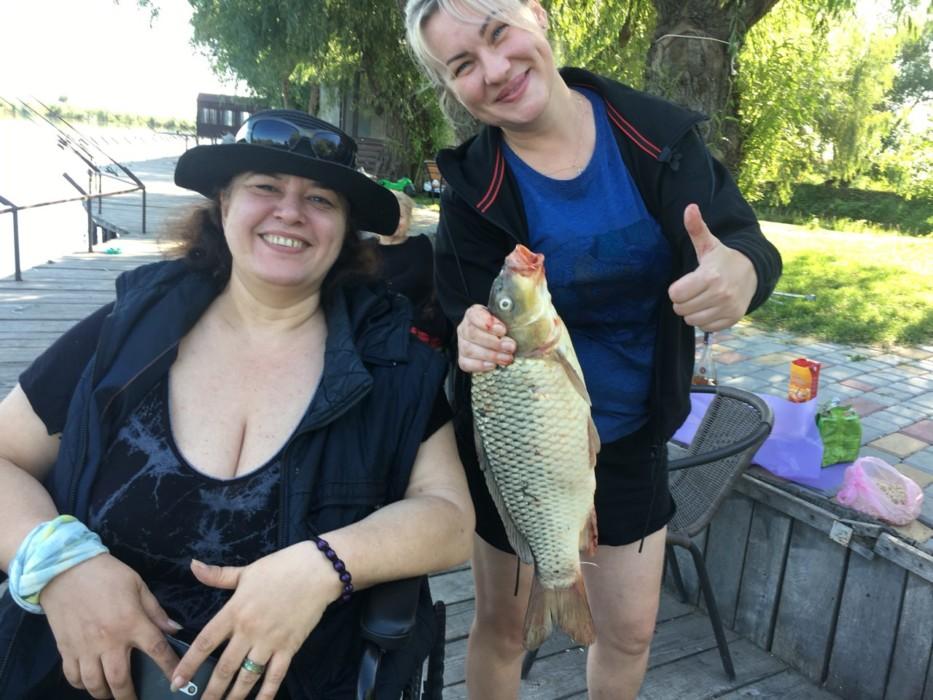 Рыбалка с помоста - фото 14