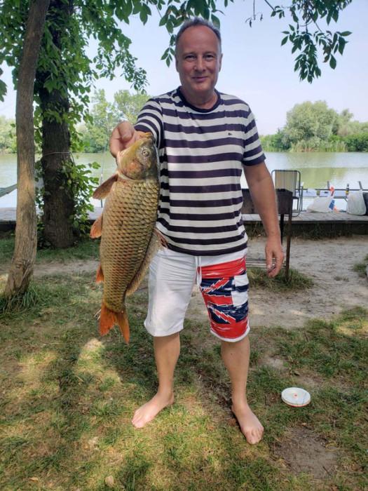Рыбалка с помоста - фото 12