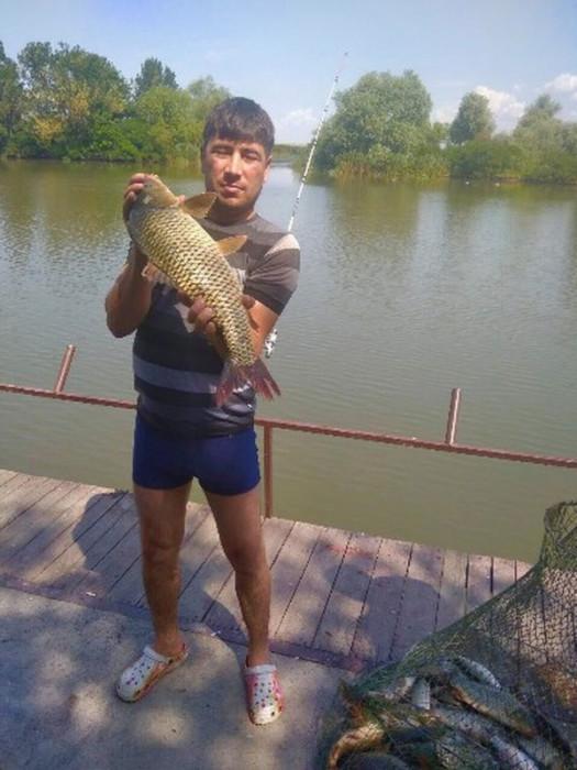 Рыбалка с помоста - фото 9