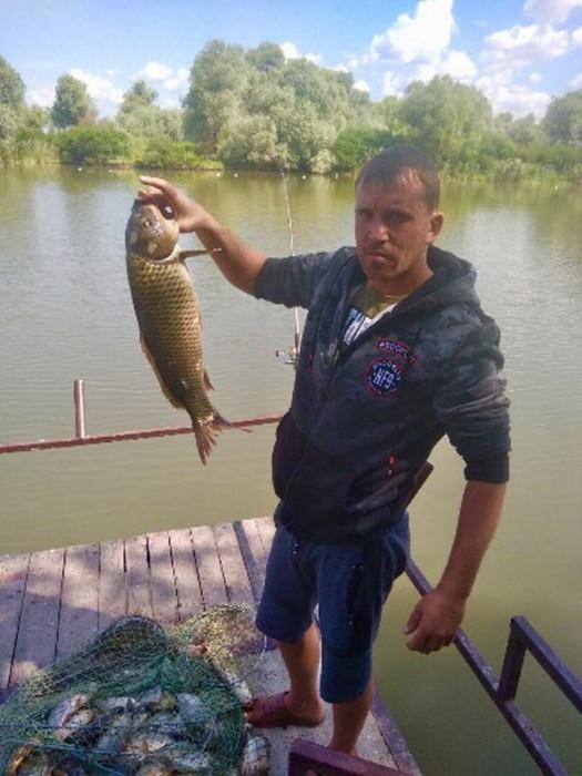 Рыбалка с помоста - фото 10